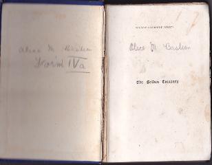 Alice IV inscription