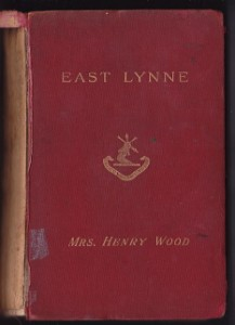 East Lynne cover