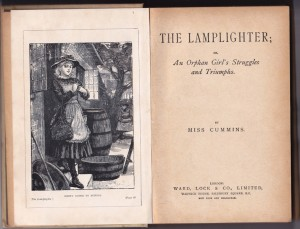 Lamplighter frontispiece