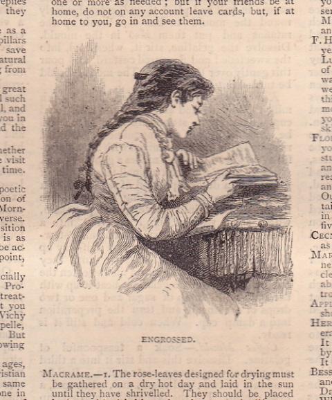 Girl's Own Paper, November 6, 1896