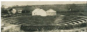 Gwennap Pit in early 1900s