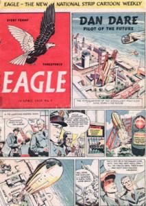 Eagle Comic 1950