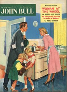 John Bull cover 1957