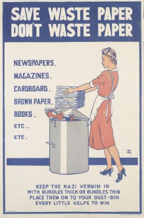1941 Ministry of Supply poster (Source: Imperial War Museum)