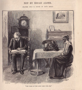Illustration from serial in Sunday at Home, 1890